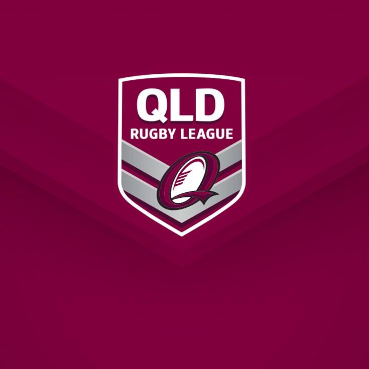 Queensland Under 18 team named
