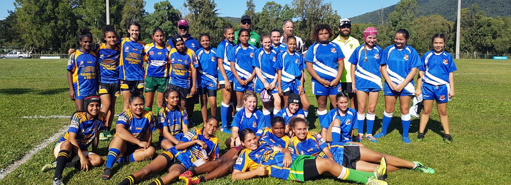 Cooktown juniors shine at Country Week event