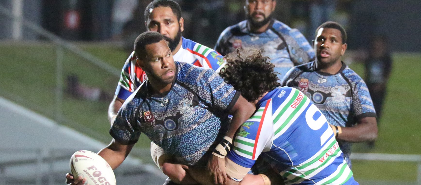 In pictures: Cairns District Rugby League semi finals