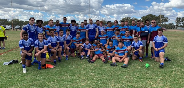 Queensland team named after 18 Years schoolboys carnival