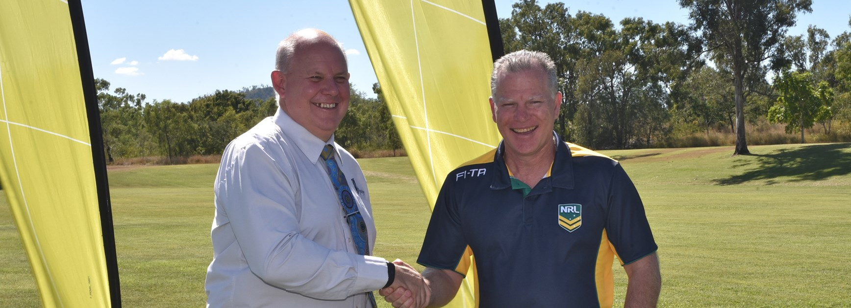 CQUniversity partners with local referees