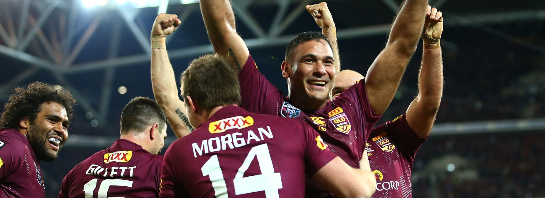 Being selected for the Queensland Maroons is an honour