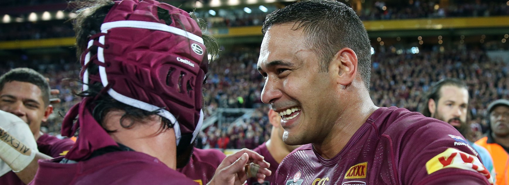 Walters adds Origin legends to coaching staff
