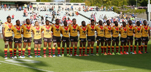 Hunters dominate Kumuls for Pacific Test