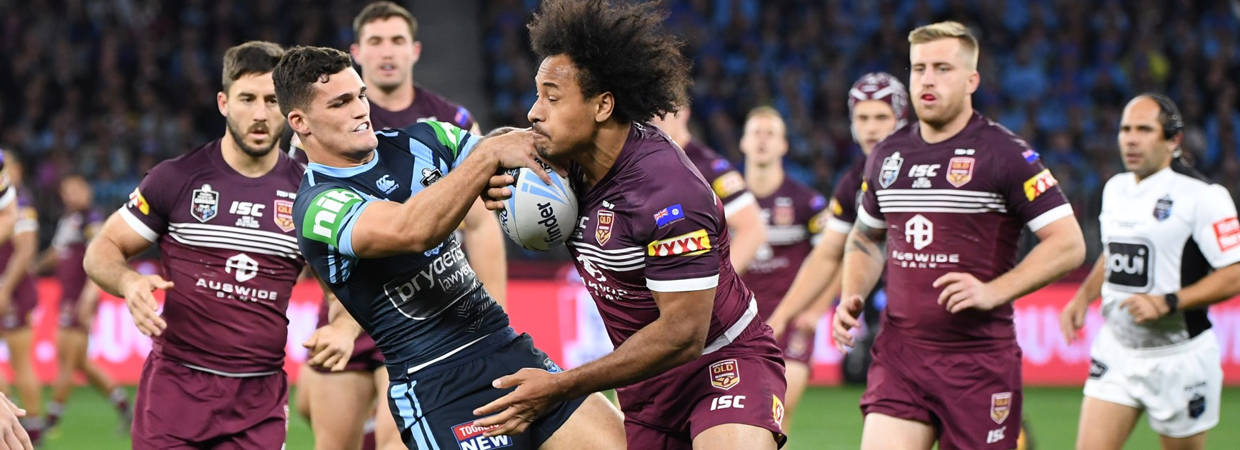 Maroons go down to Blues in Perth