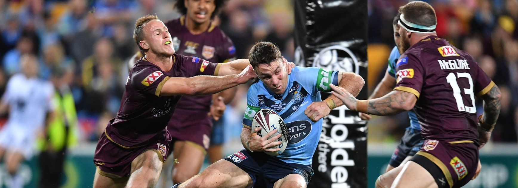 Blues facing tough road after Origin dates released