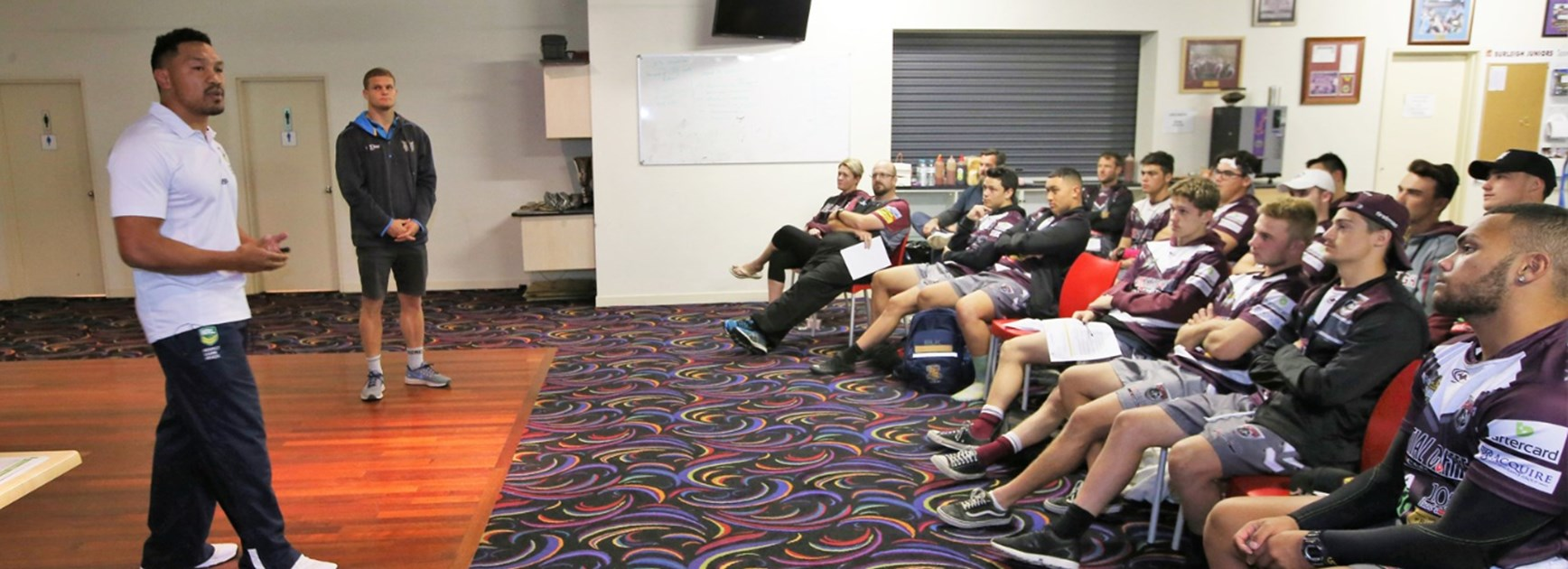 NRL to bring State of Mind program to CQ