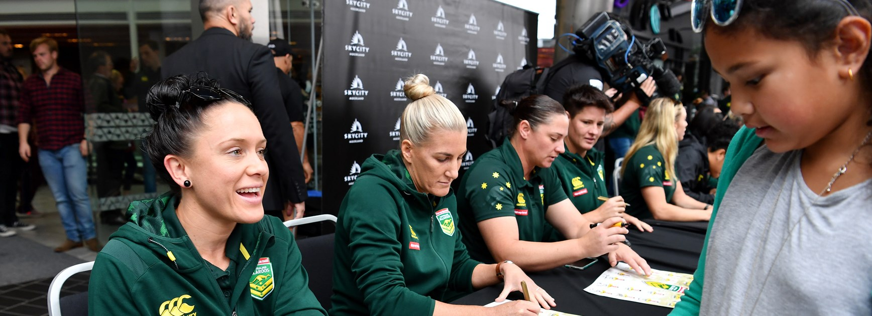 Australia United: How Meninga is bringing the Jillaroos into the fold
