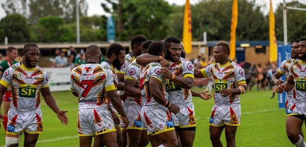 PNG Hunters power past Cutters