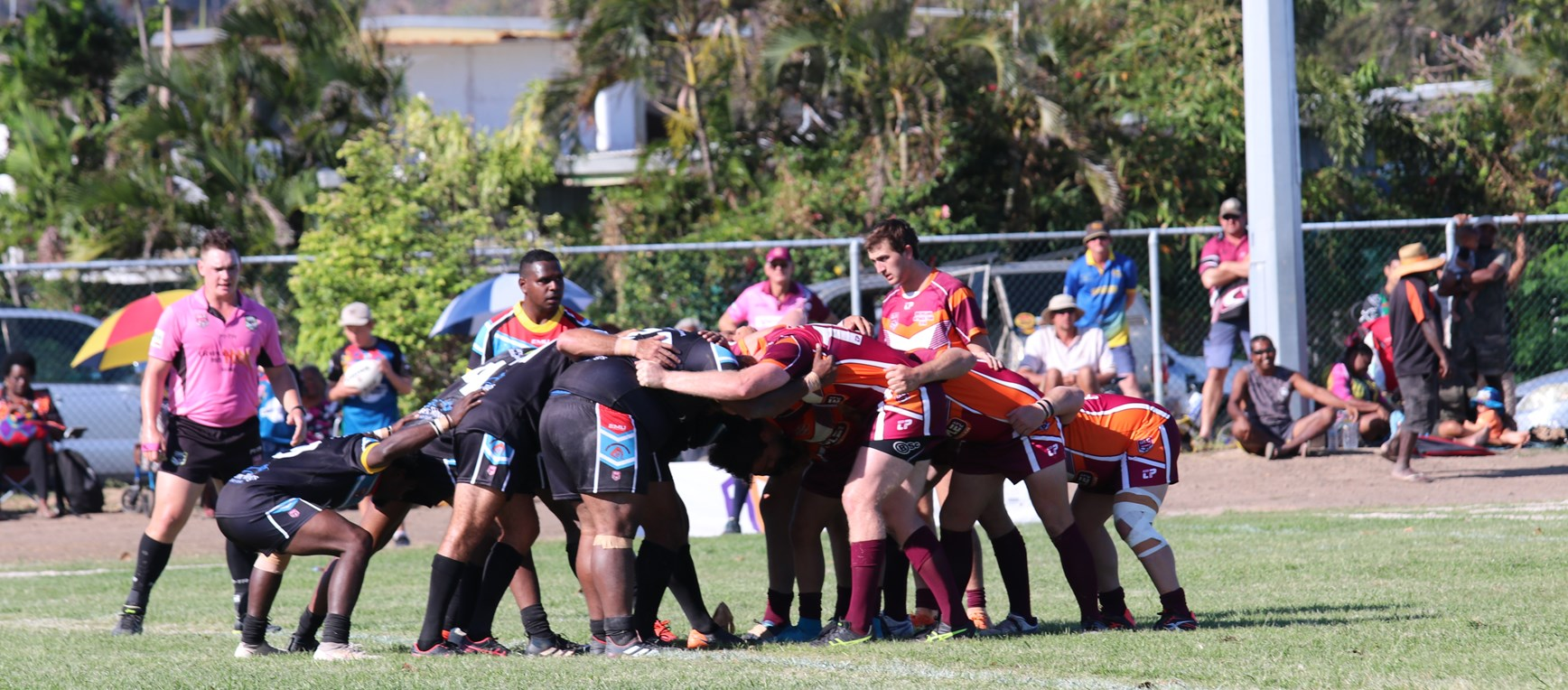 In pictures: Queensland Outback v North Queensland United