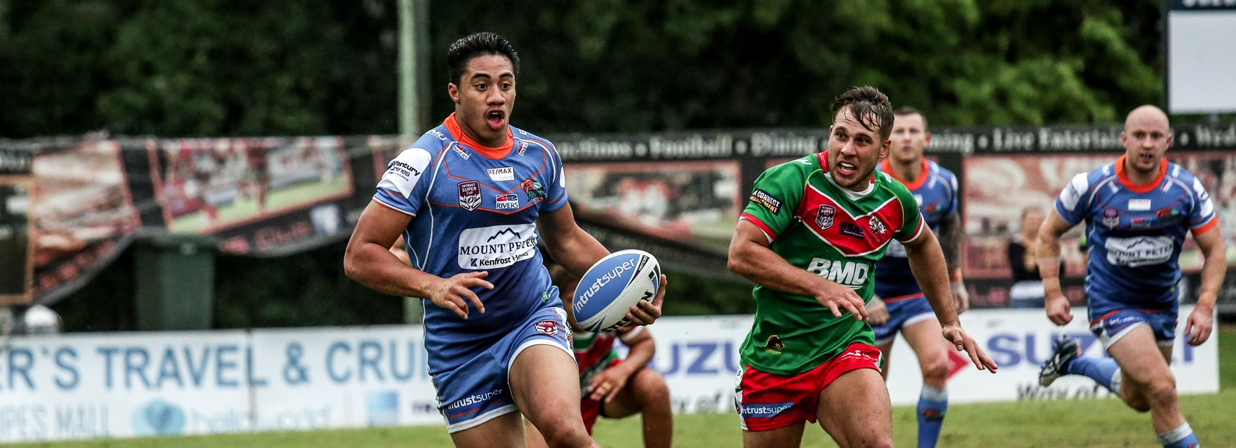 Pride flyer called into Junior Kangaroos