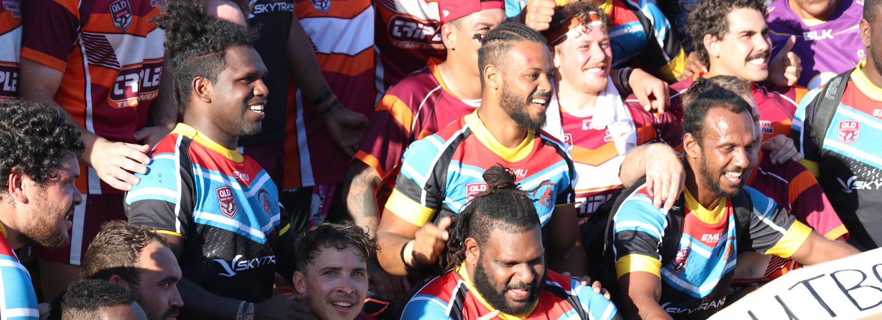 Queensland Outback outlast North Queensland United
