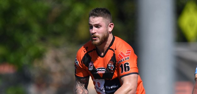 Brisbane Tigers name team for trial against Burleigh