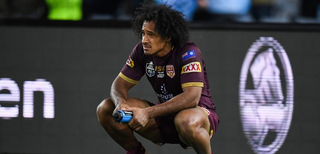 Kaufusi, Cordner out of blockbuster