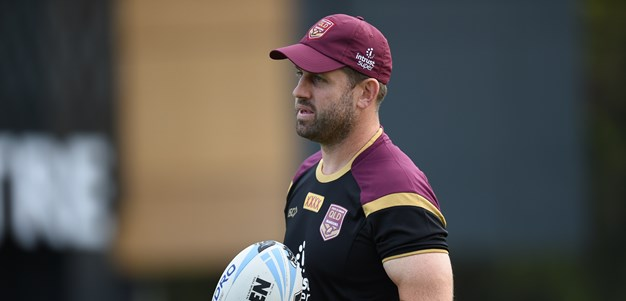 Hannay joins Slater's Maroons coaching team