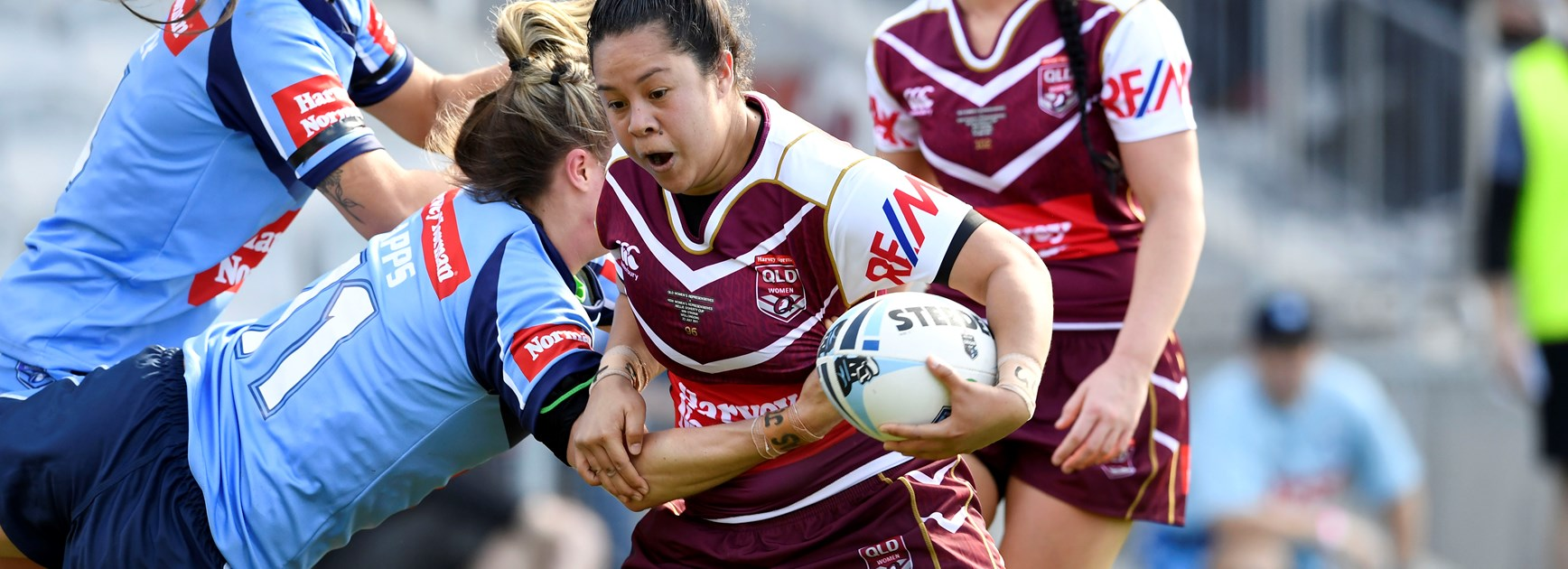 Tickets on sale for Women's State of Origin