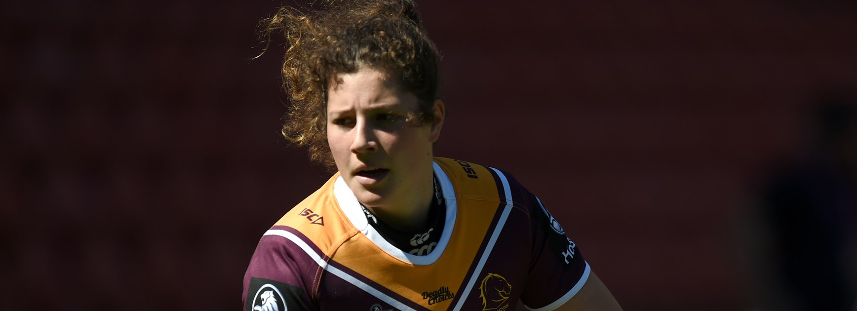 Young talent in the NRLW excites me