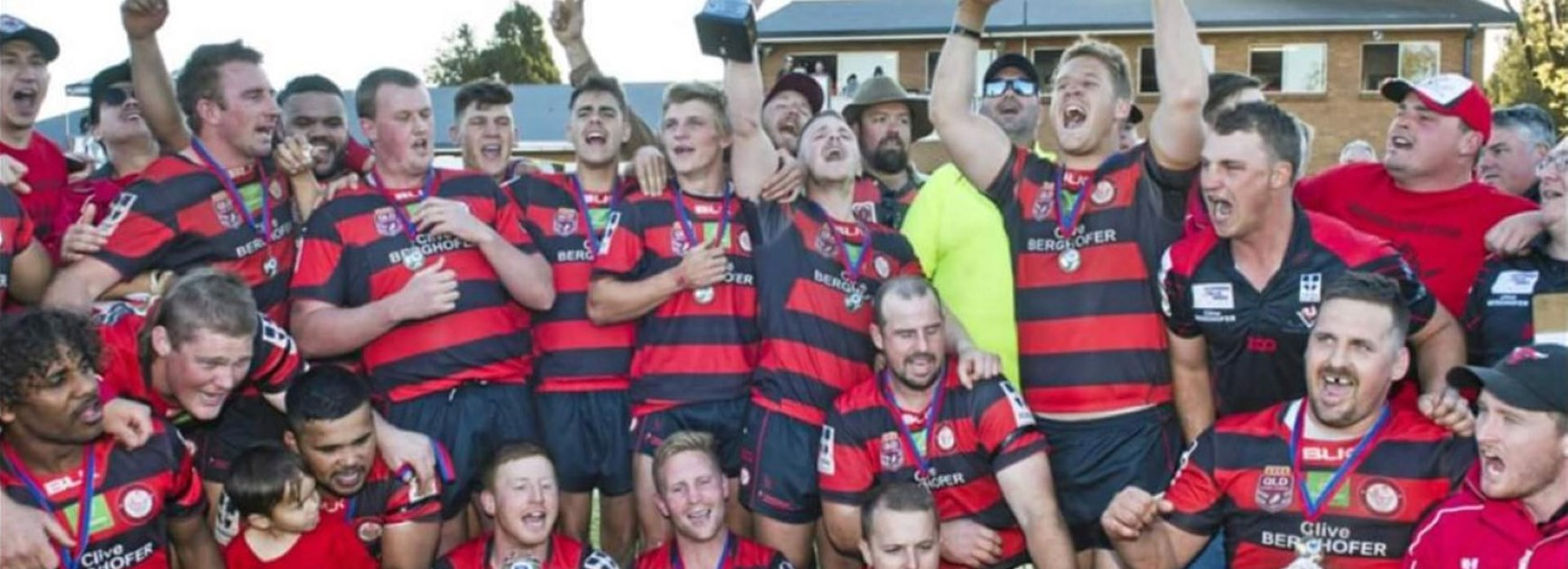 Valleys crow in Toowoomba thriller