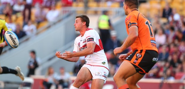 From country footy to Intrust Super Cup champion