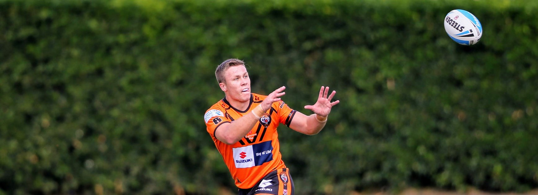 Tiger Billy Walters scored two tries and set up another two.