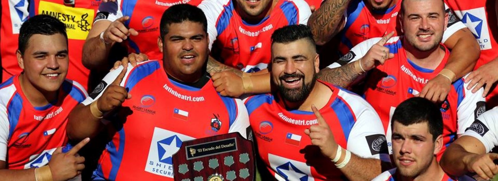 Chile's ground breakers have a Brisbane flavour