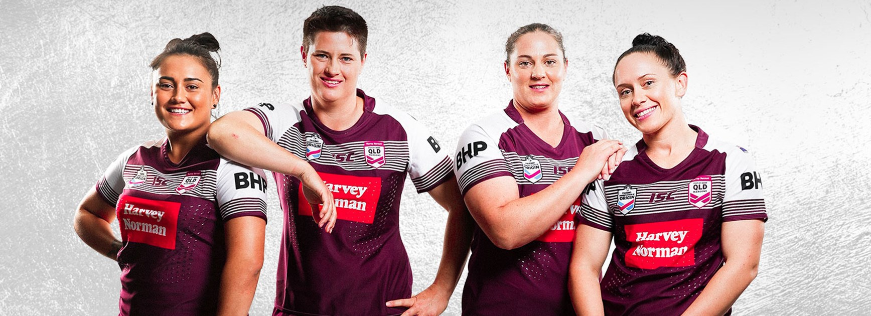 Introducing the Harvey Norman Queensland Maroons