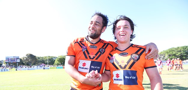 Easts Tigers to face Dolphins in decider