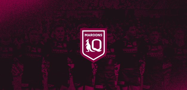 Maroons name team for Game II