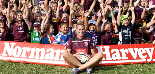 Maroons gear up for Sunshine Coast fan day