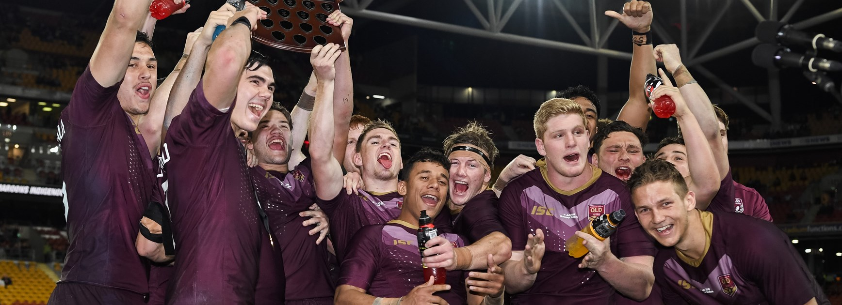 Next generation of QLD forwards could be best ever