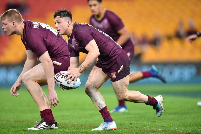 Reed Mahoney - Queensland Under 20's (2018)