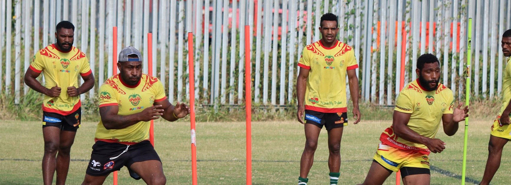 PNG Hunters 2019 squad update