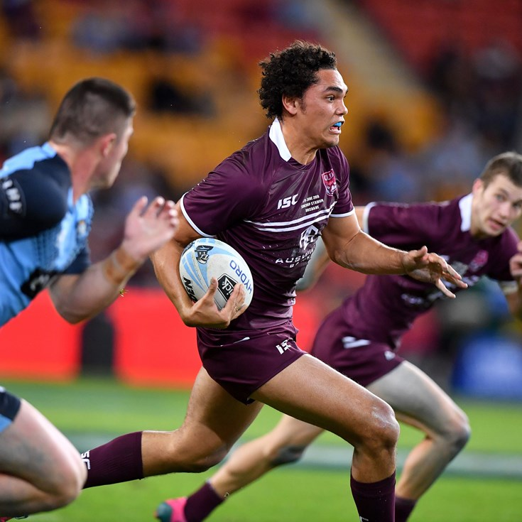 Young gun Coates named in Kumuls squad