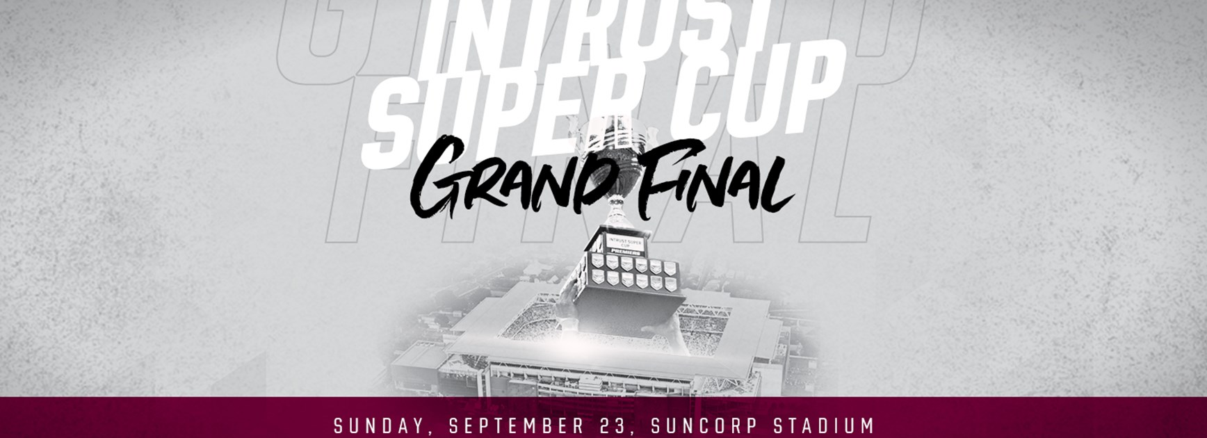 Grand final tickets on sale!
