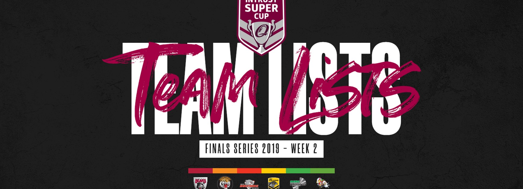 Intrust Super Cup finals week two teams