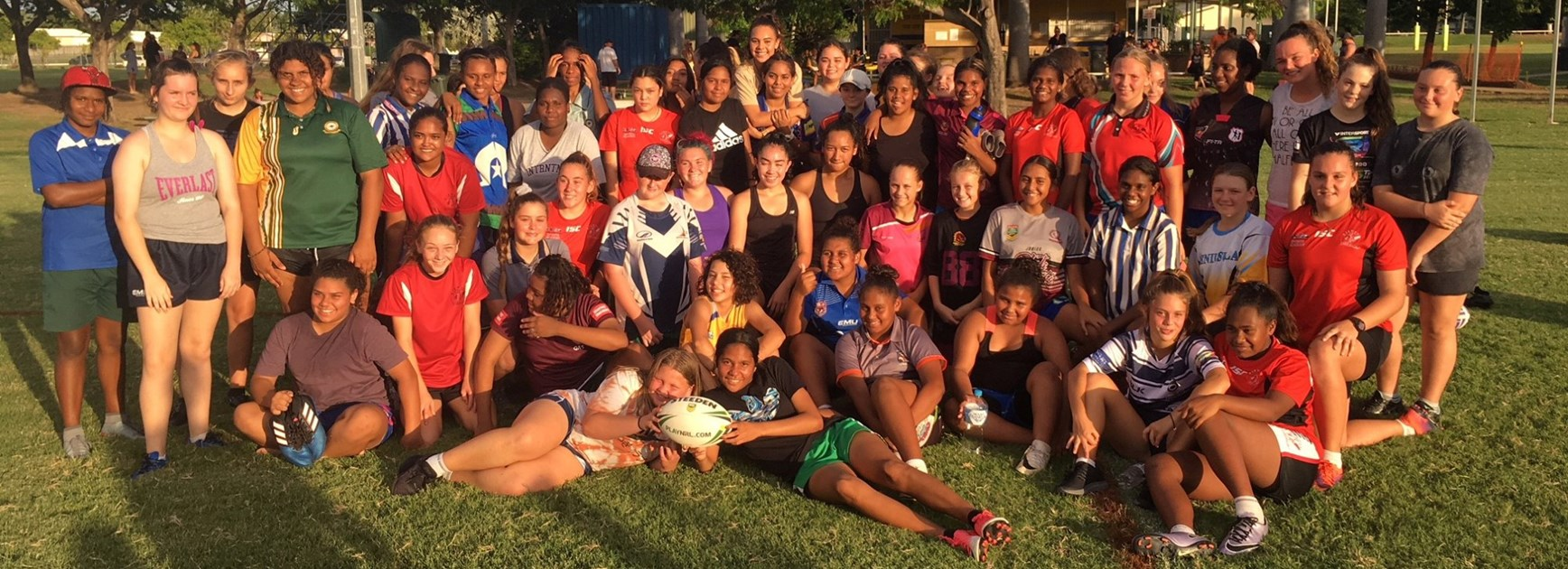 New girls competition for Townsville