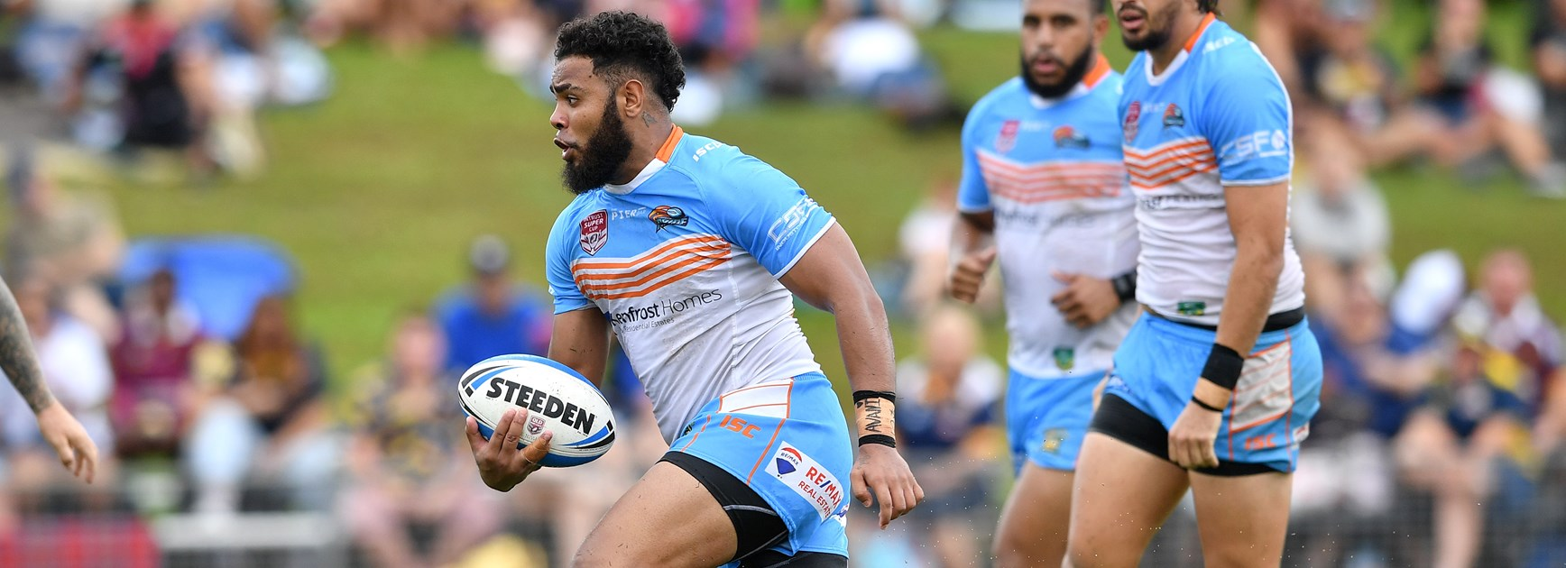 Northern Pride lure north Queensland talent home