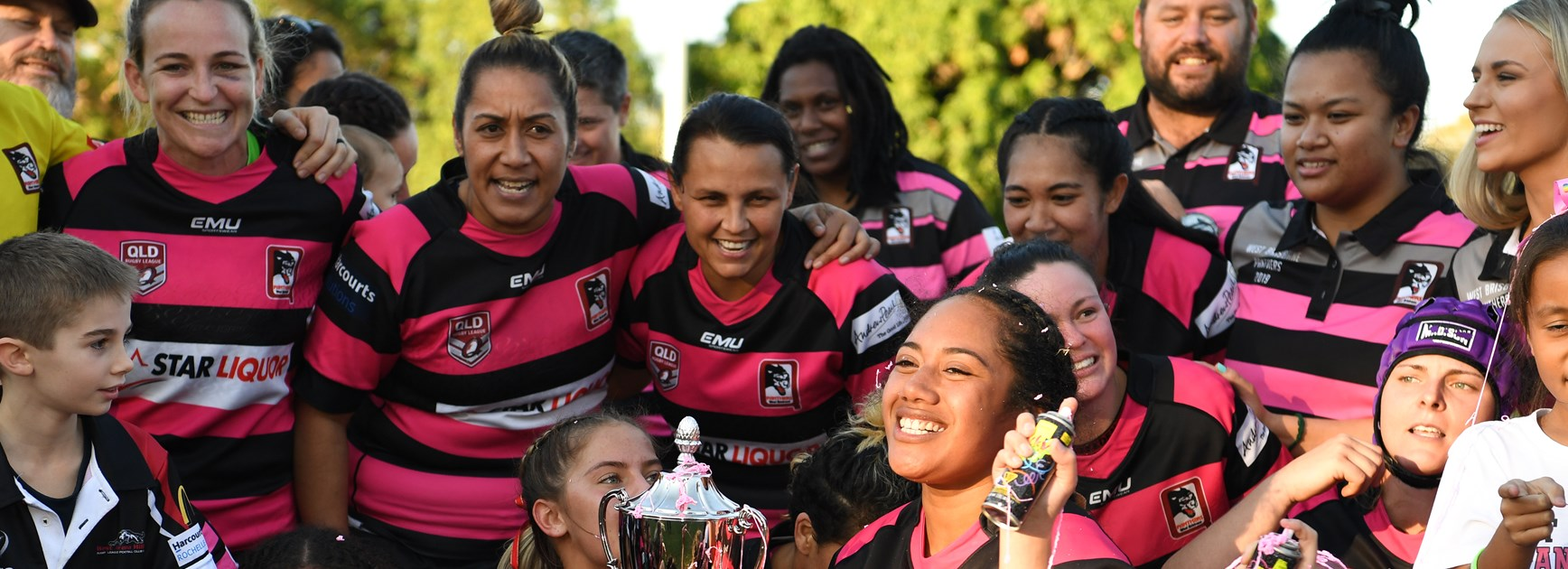 QRL Women's Premiership 2020 draw released