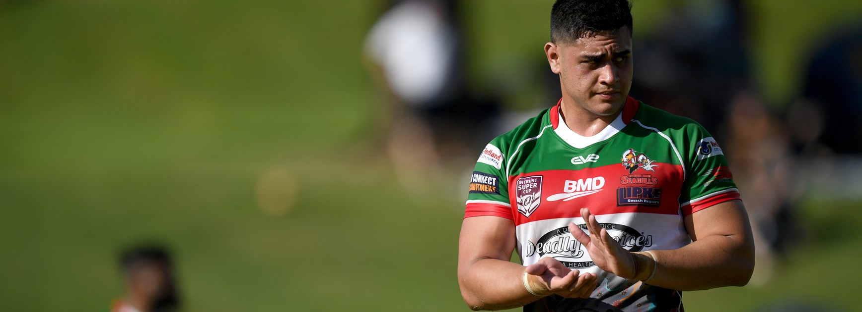 Reborn Wynnum star Palasia's 'special' story of persistence