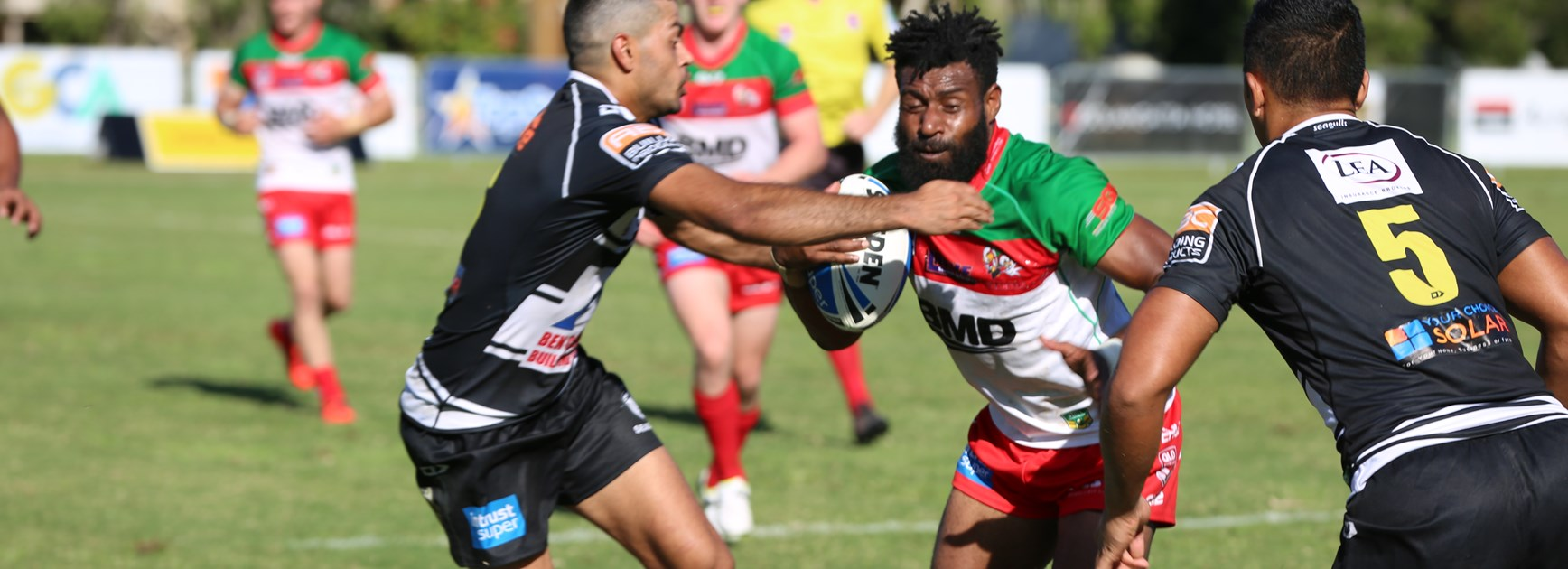 Wynnum take the chips over Tweed in 'flockbuster'