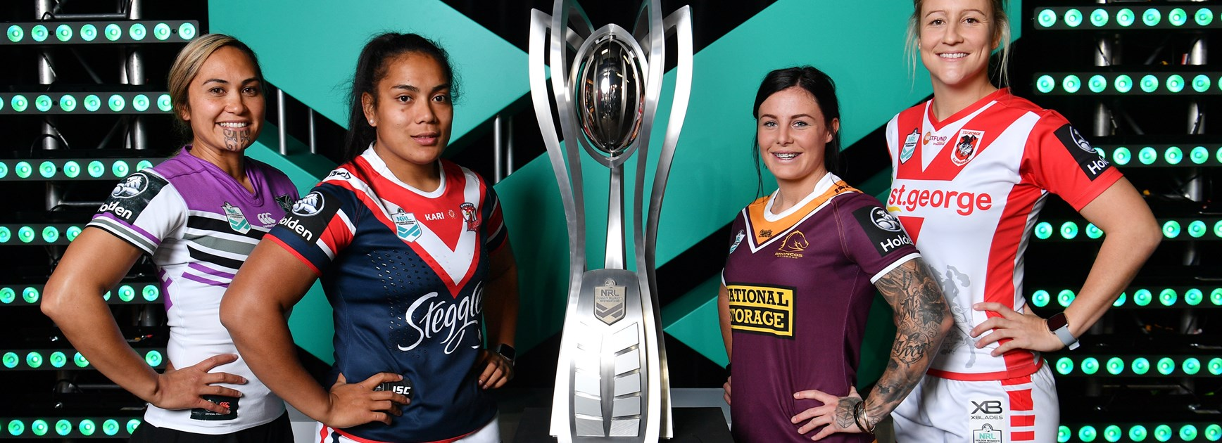 Countdown is on to NRL Women's Premiership
