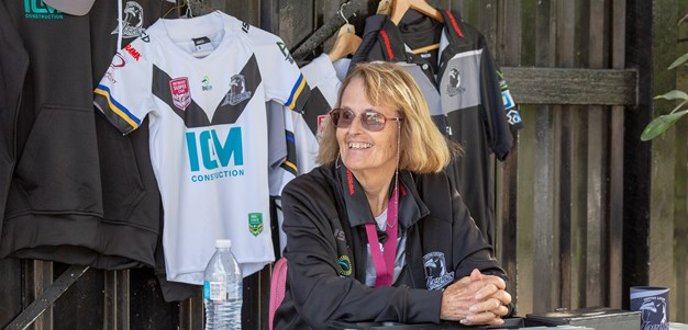 For the love of the game: Joan Baillie