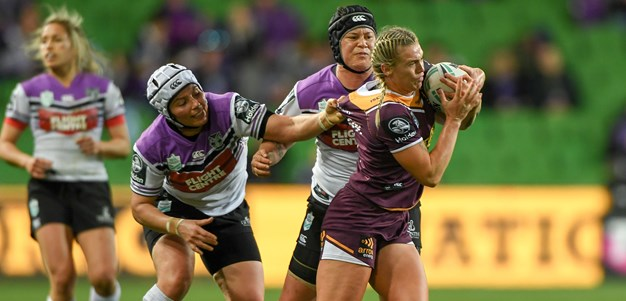 Broncos charge into NRLW grand final