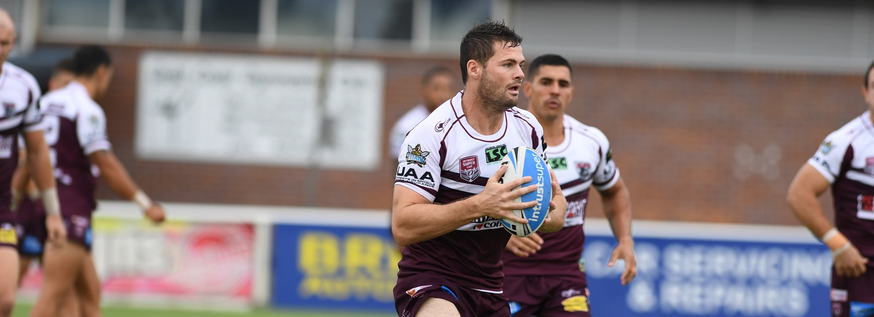 Anthony Don stars for Burleigh Bears