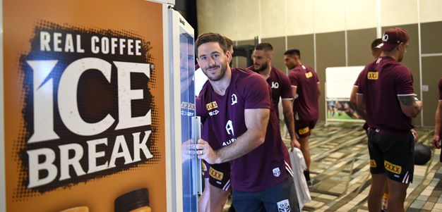 Maroons receive big break ahead of Origin series