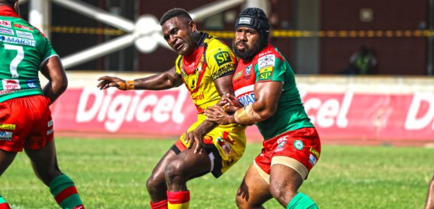 Church impressed by Digicel Cup performances in lead up to finals