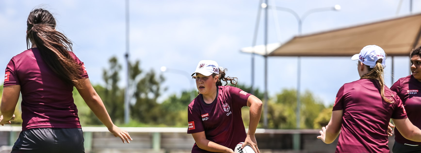 2019 QAS - Under 15 and Under 18 female squads announced