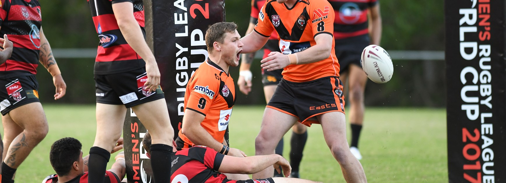 Tigers and Panthers collide for In Safe Hands blockbuster