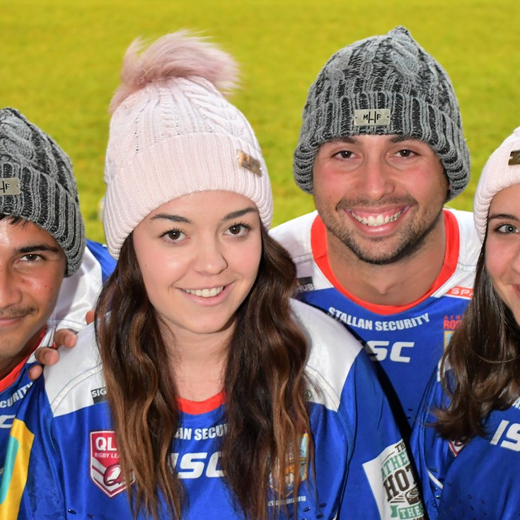 Atherton Roosters to 'Beanie Up' For Brain Cancer in July