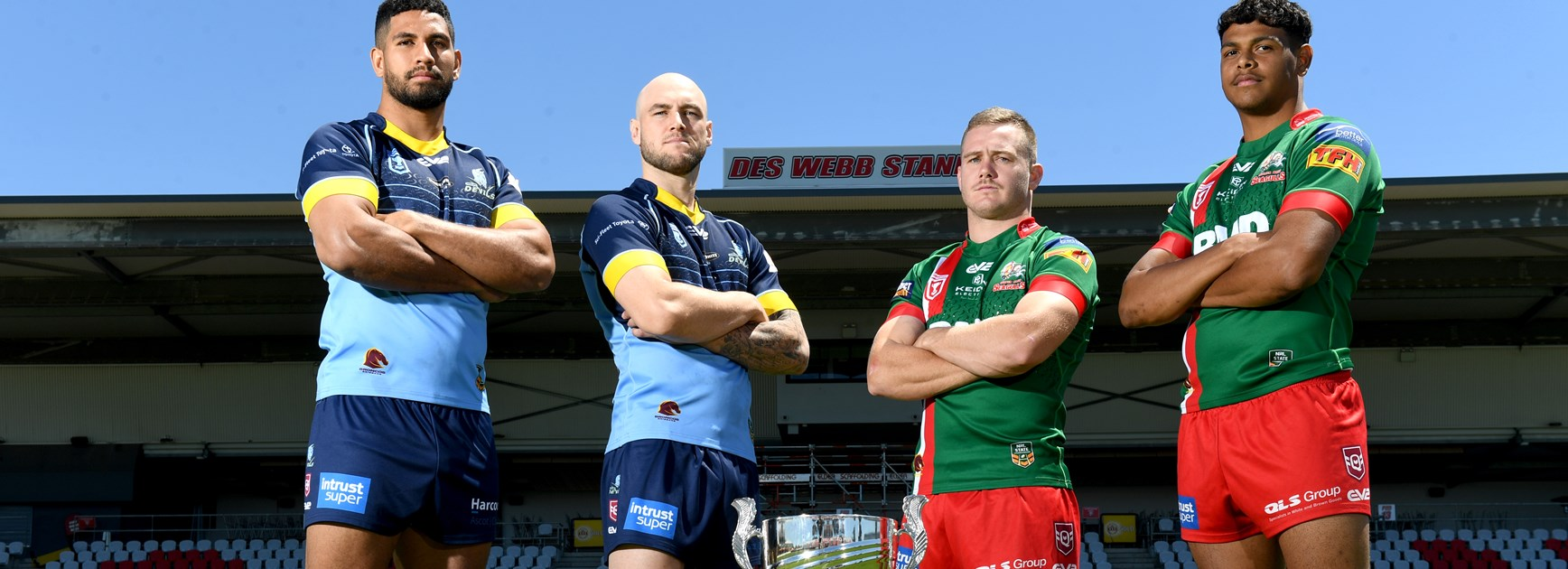 There can only be one Intrust Super Cup winner